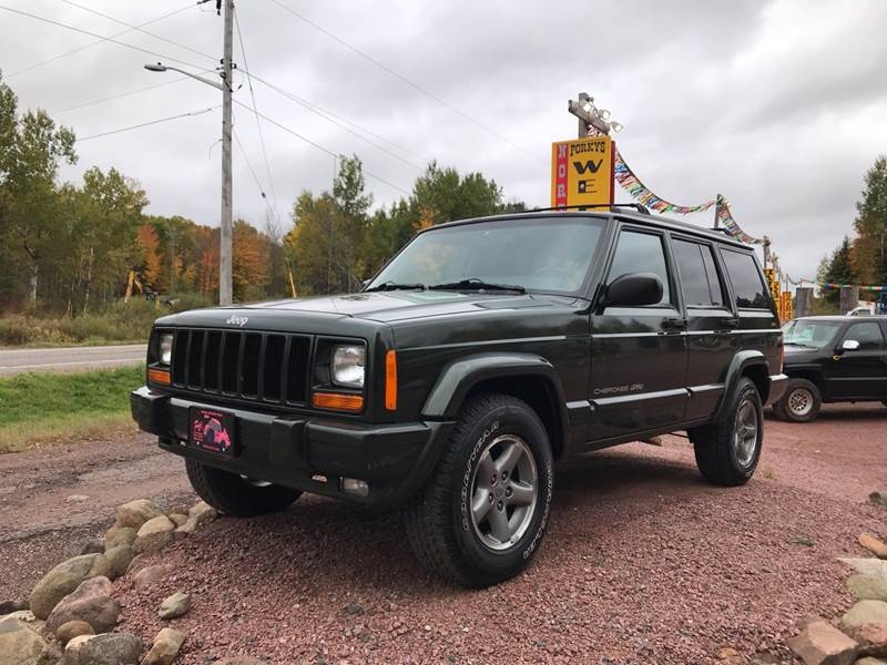 JEEP CHEROKEE 1998 price $5,495
