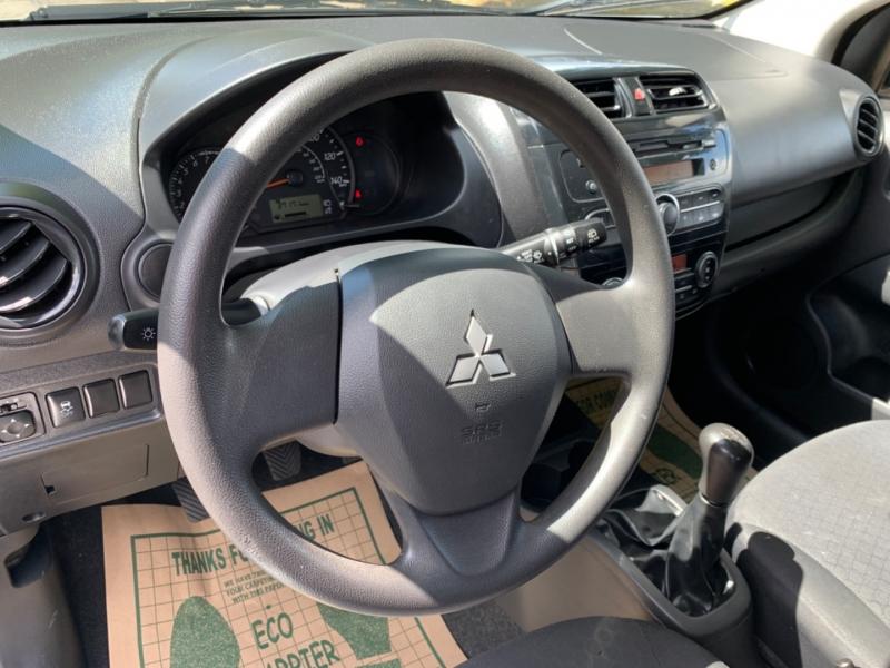 Mitsubishi Mirage 2015 price $5,700