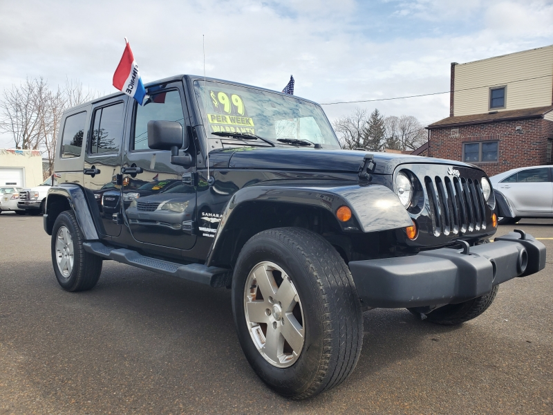 Jeep Wrangler Unlimited 2010 price $11,999