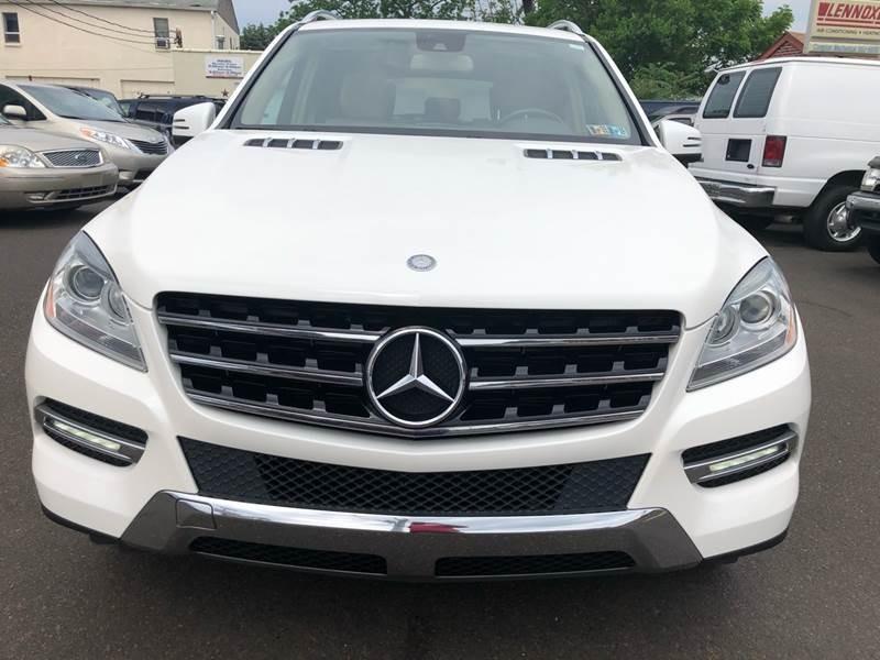 Mercedes-Benz M-Class 2014 price $20,000