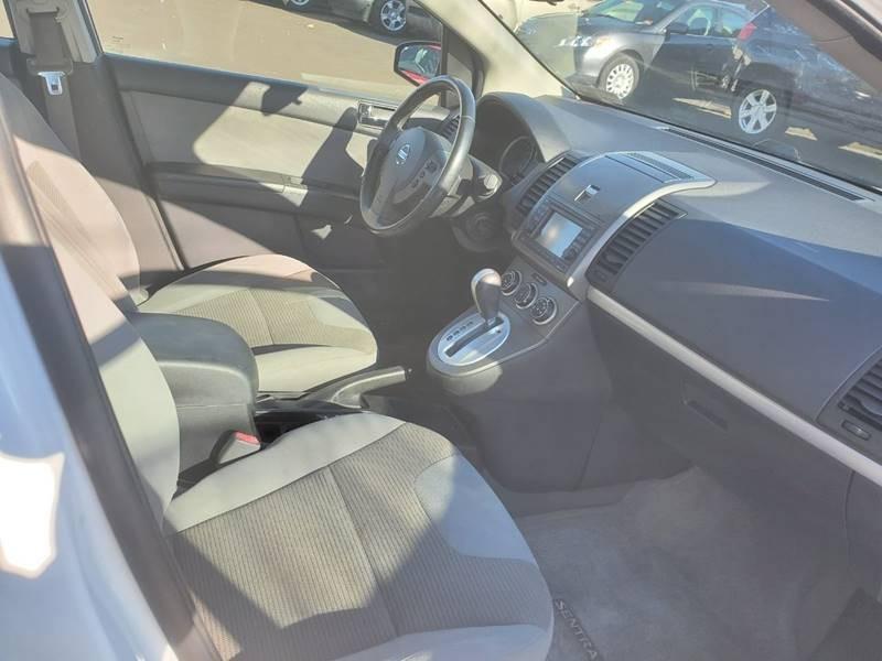 Nissan Sentra 2012 price $6,499