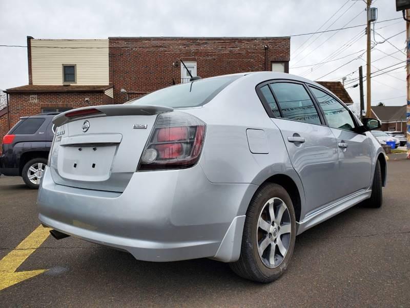 Nissan Sentra 2012 price $5,499