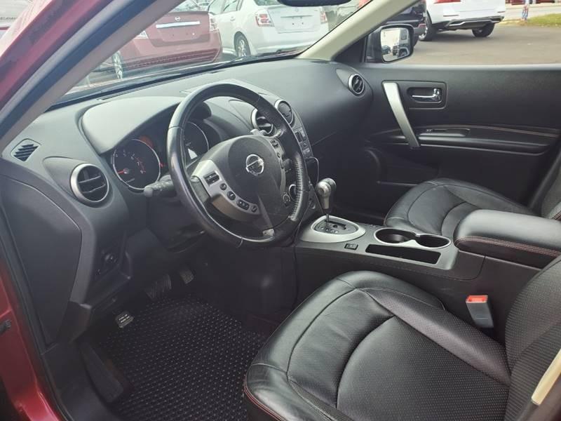 Nissan Rogue 2008 price $6,499
