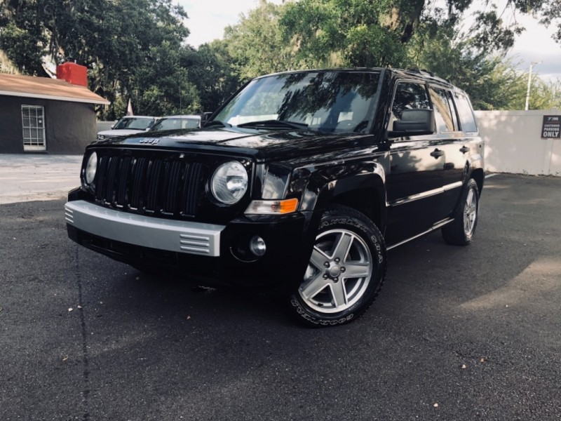 Jeep Patriot 2007 price $4,990