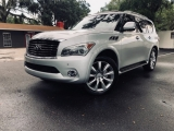 Infiniti QX56 W/ Technology Package 2011