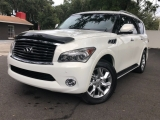 Infiniti QX56 W/ TECHNOLOGY PACKAGE 2012