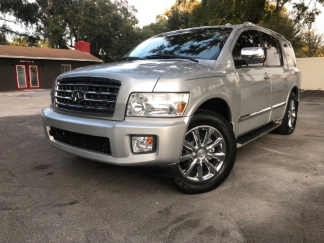 2008 Infiniti QX56 W/ Technology Package