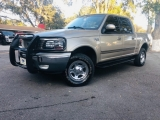Ford F-150 SuperCrew Lariat 2001