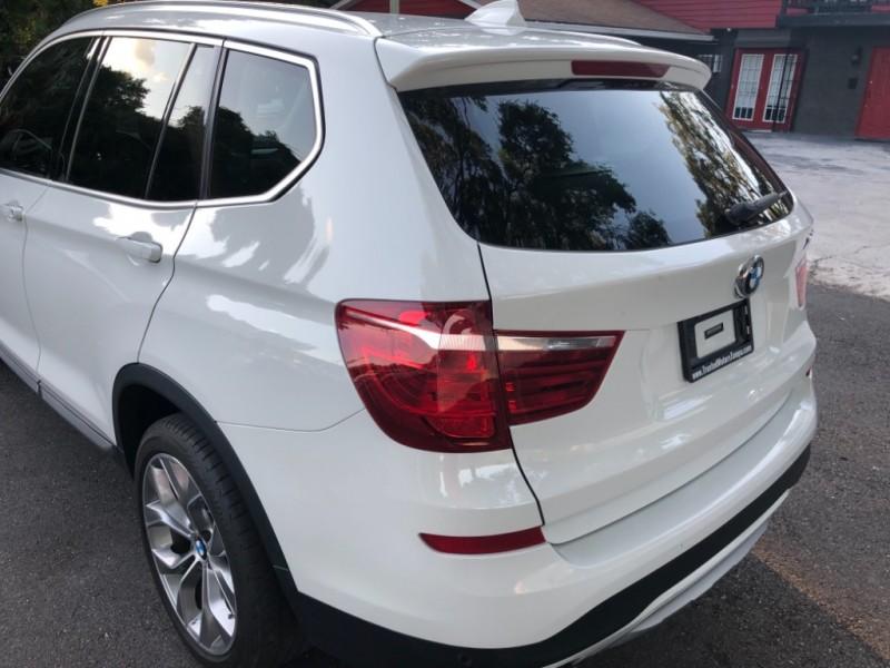 BMW X3 2015 price $20,790