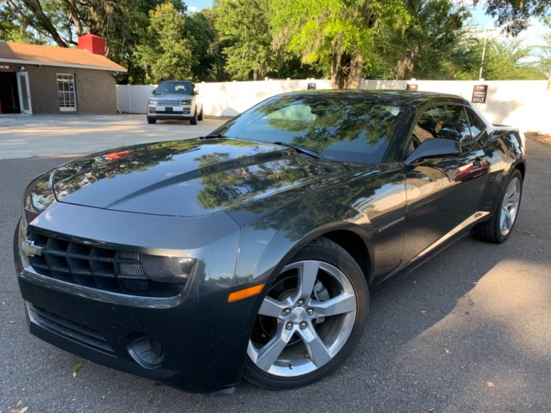 Chevrolet Camaro 2013 price $8,990
