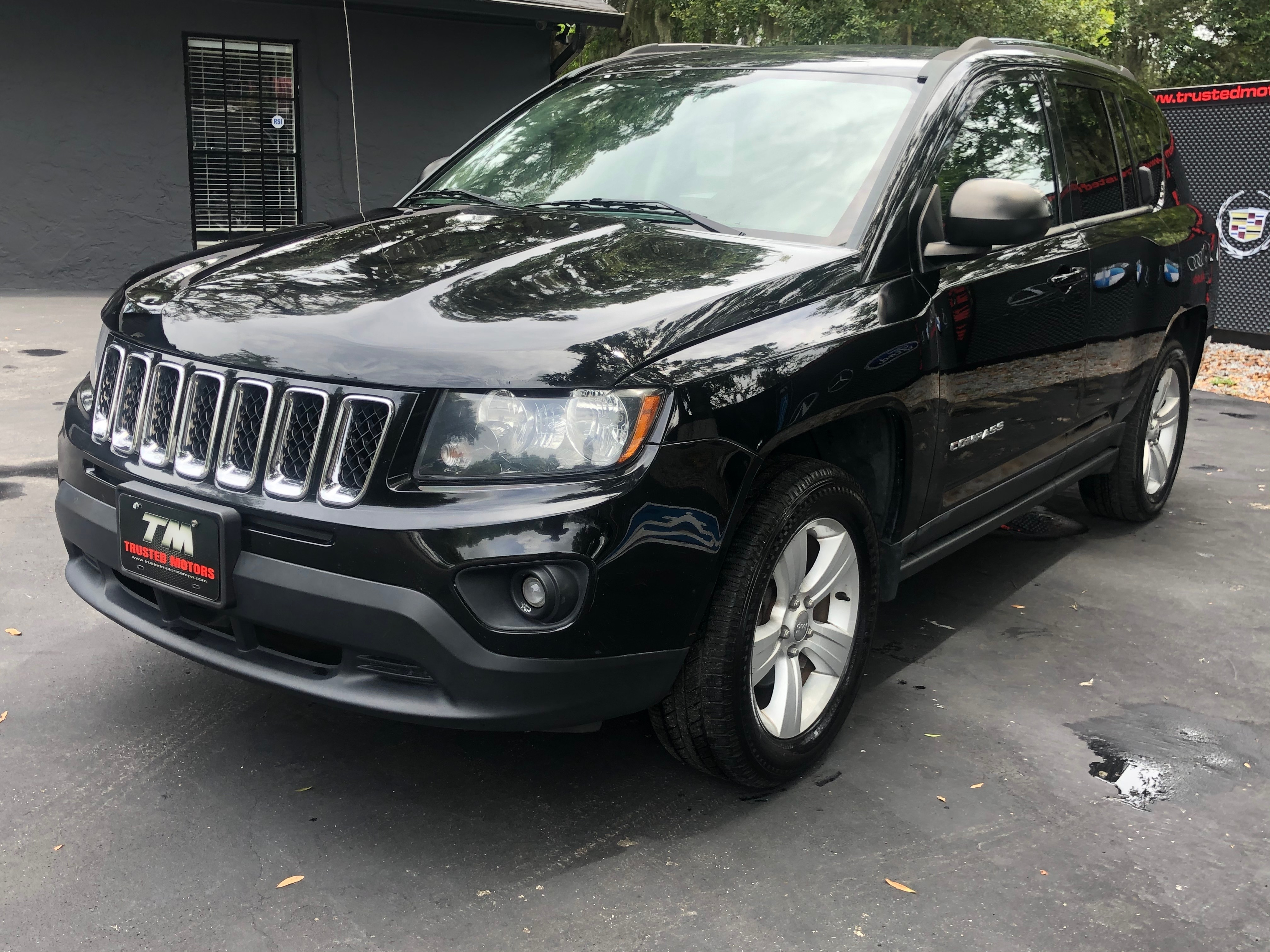 2014 Jeep Compass 4wd 4dr Sport Trusted Motors Dealership In Tampa