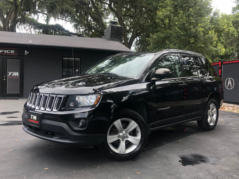 Jeep Compass 2014 price $8,490