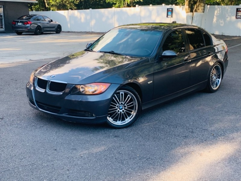 BMW 3-Series 2006 price $4,990