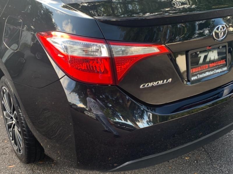 Toyota Corolla 2014 price $10,990