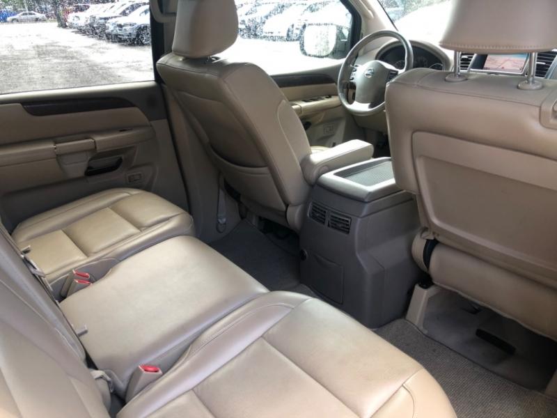 Nissan Armada 2008 price $8,490