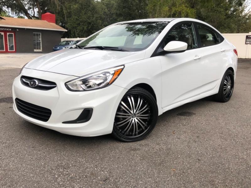 Hyundai Accent 2017 price $9,990