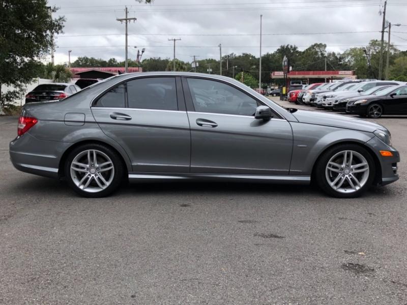 Mercedes-Benz C-Class 2012 price $10,990
