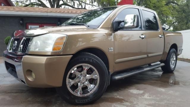 2004 Nissan Titan Xe Crew Cab 2wd Inventory Trusted Motors Llc