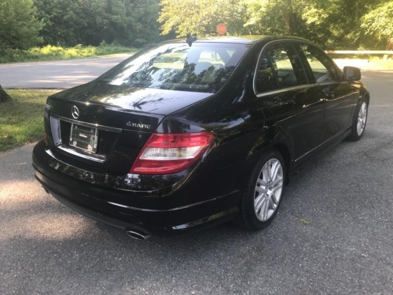 Mercedes-Benz C-Class 2008 price $8,900