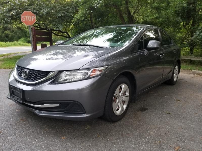 Honda Civic Sdn 2013 price $7,500
