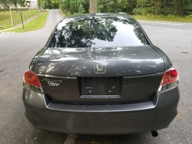 Honda Accord Sdn 2009 price $4,900