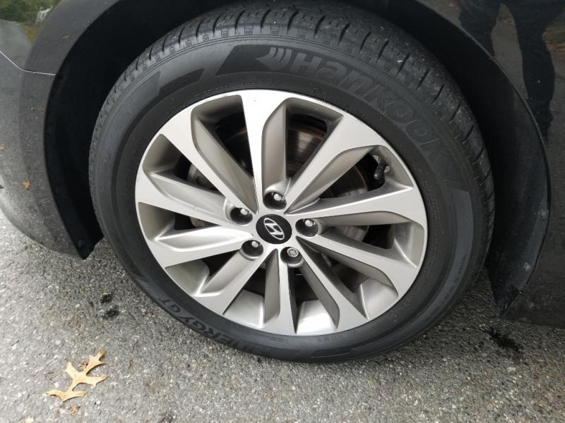 Hyundai Sonata 2017 price $13,500