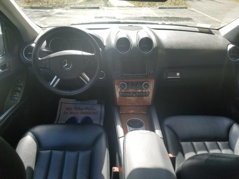 Mercedes-Benz M-Class 2007 price $5,990