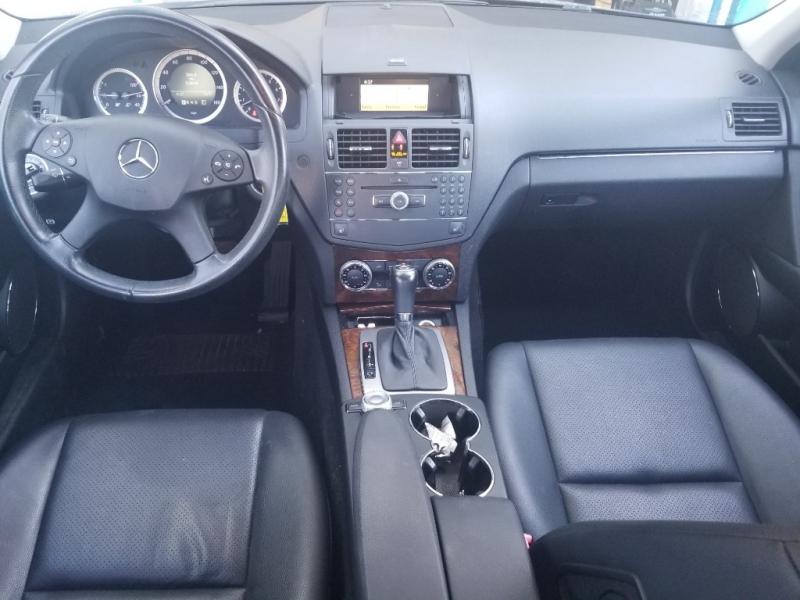 Mercedes-Benz C-Class 2009 price $8,900
