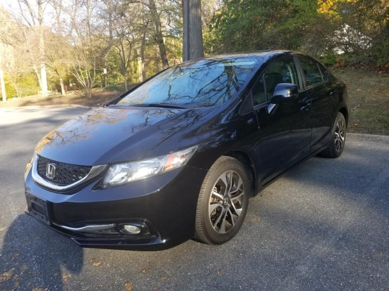 Honda Civic Sdn 2013 price $8,500