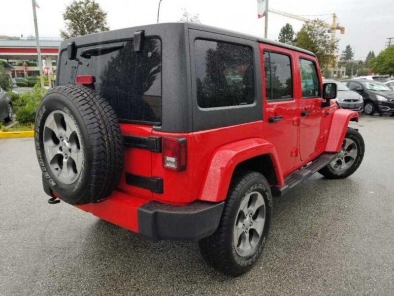 Jeep Wrangler JK Unlimited 2018 price $35,888