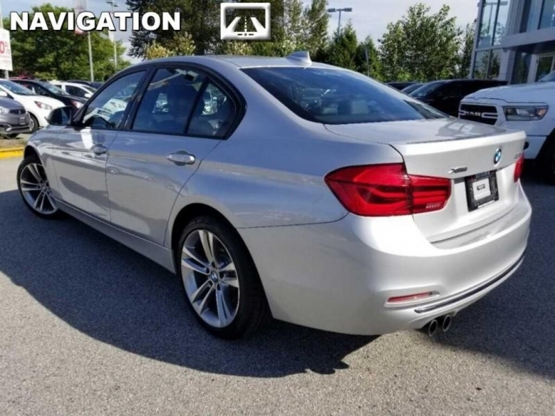 BMW 3 Series 2018 price $31,888