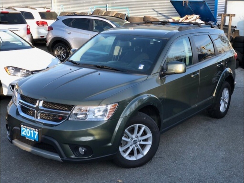 Dodge Journey 2017 price $19,888