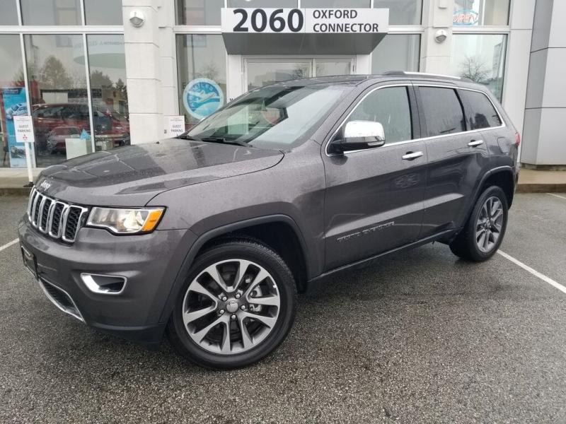 Jeep Grand Cherokee 2018 price $38,995