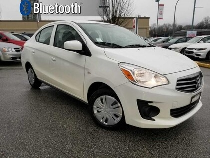 Mitsubishi Mirage G4 2019 price $18,673