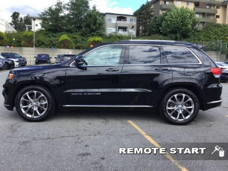 Jeep Grand Cherokee 2019 price $54,888