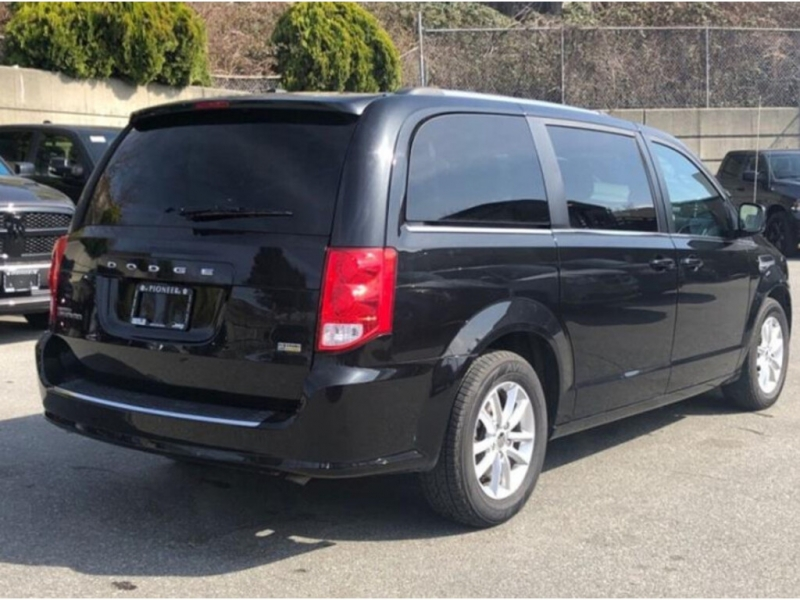 Dodge Grand Caravan 2018 price $24,497