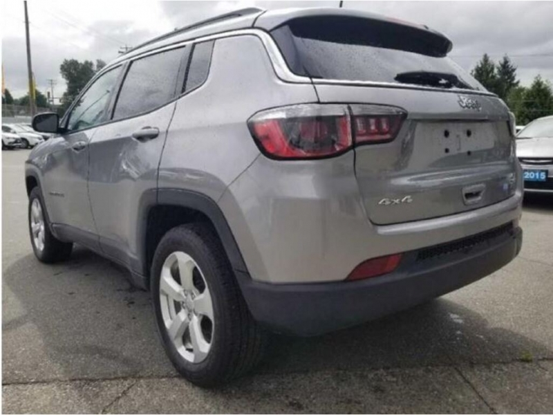 Jeep Compass 2018 price $28,888
