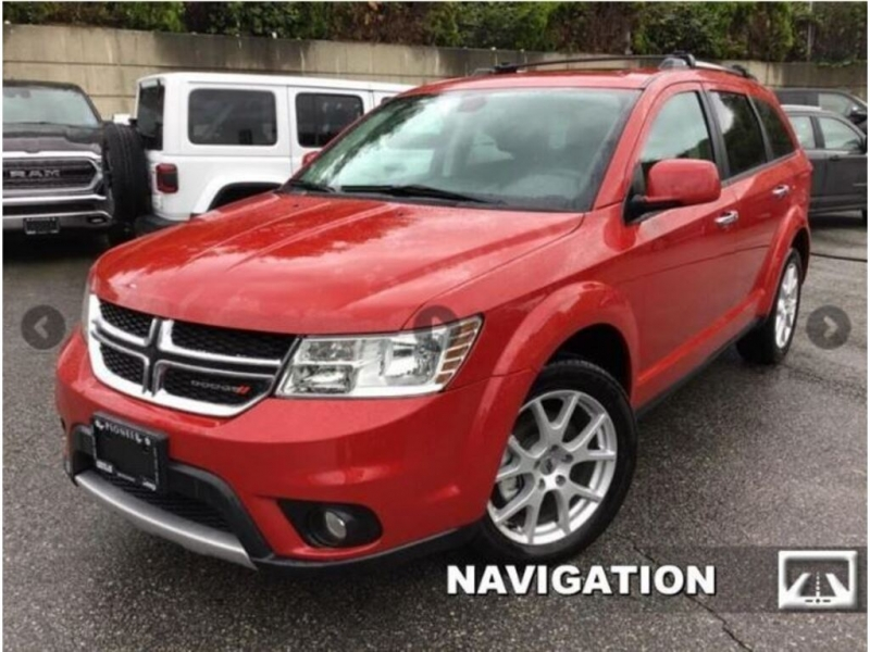 Dodge Journey 2019 price $35,998