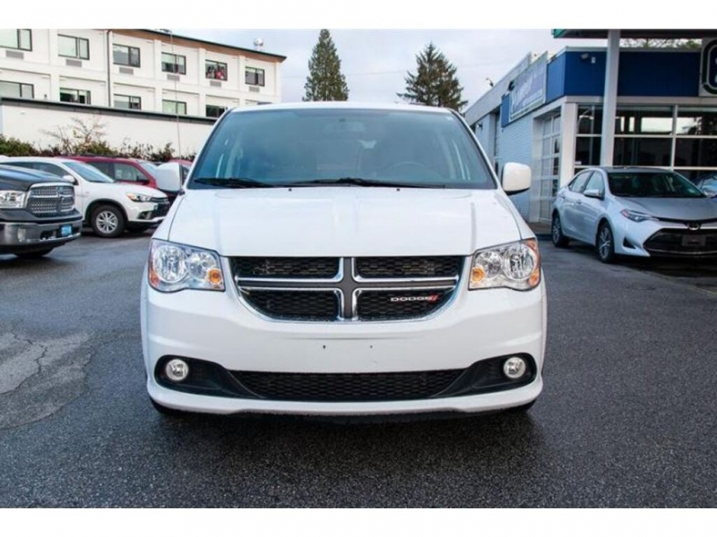 Dodge Grand Caravan 2017 price $24,999