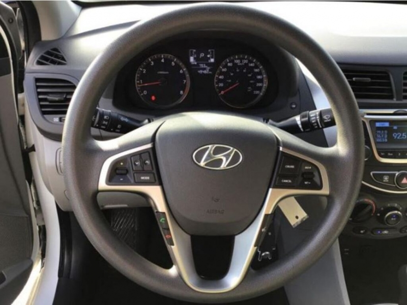 Hyundai Accent 2017 price $13,488