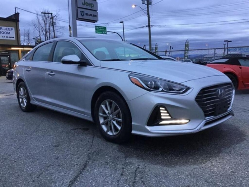 Hyundai Sonata 2018 price $17,998