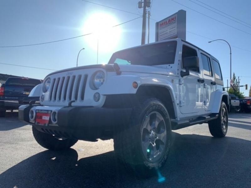 Jeep Wrangler JK Unlimited 2018 price $34,588