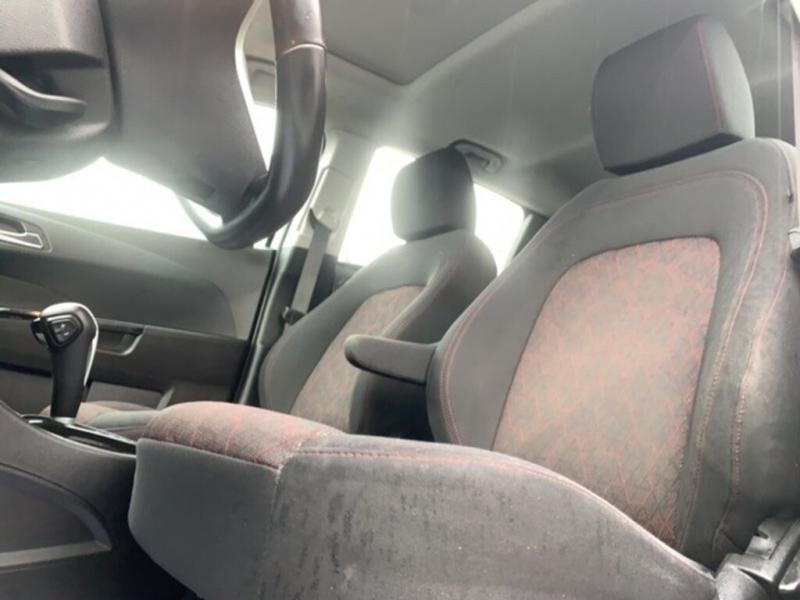 Chevrolet Sonic 2017 price $12,788