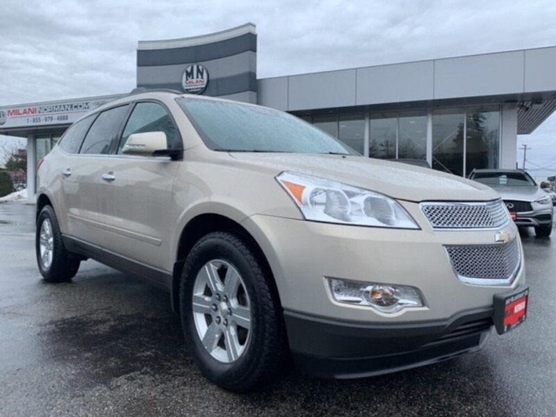 Chevrolet Traverse 2012 price $12,888