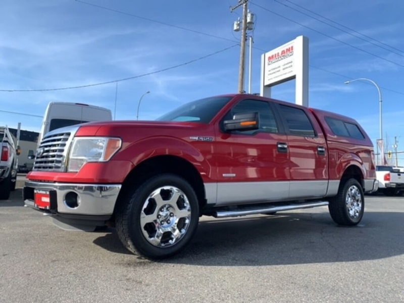 Ford F-150 2011 price $15,488