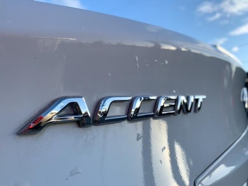 Hyundai Accent 2017 price $13,525