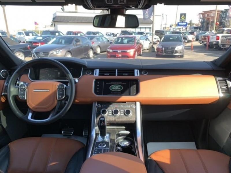 Land Rover Range Rover Sport 2016 price $59,888