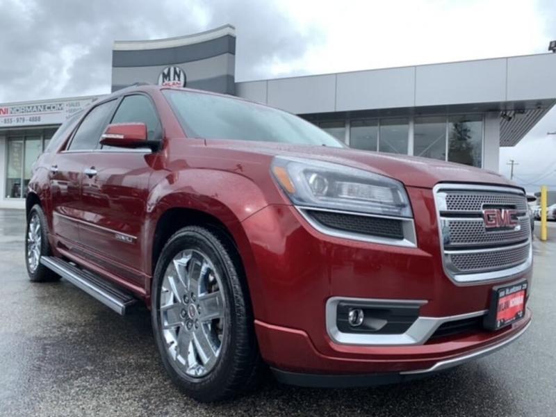GMC Acadia 2015 price $24,988