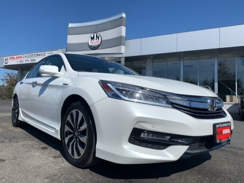 Honda Accord Hybrid 2017 price $26,488