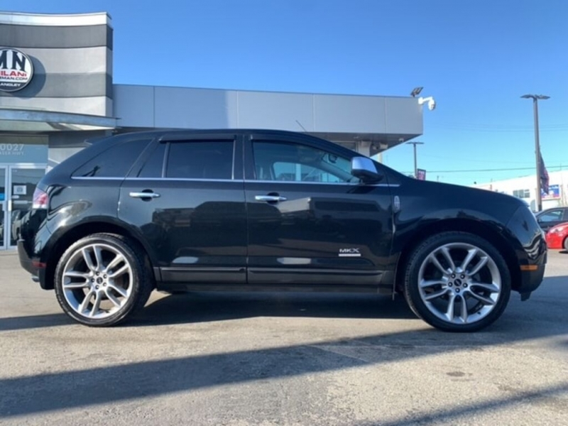 Lincoln MKX 2010 price $12,288